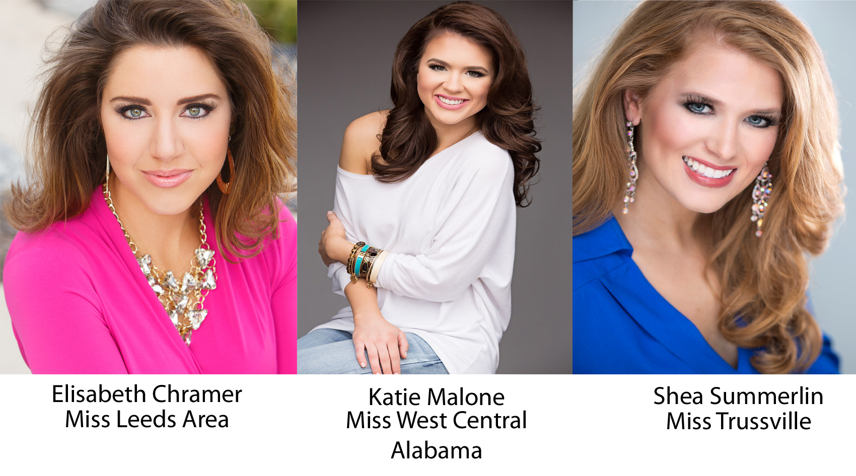 Miss Alabama week starts with a strong Trussville showing