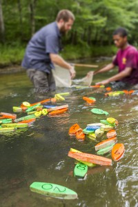 The Float Your Boat Summer Festival is at Turkey Creek Nature Preserve in Pinson this Saturday. submitted photo