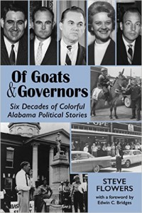 Columnist and commentator shares Alabama political stories and legends in new memoir
