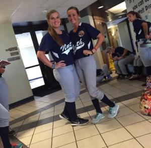 Softball: 2 Huskies represent area in high school all-star game