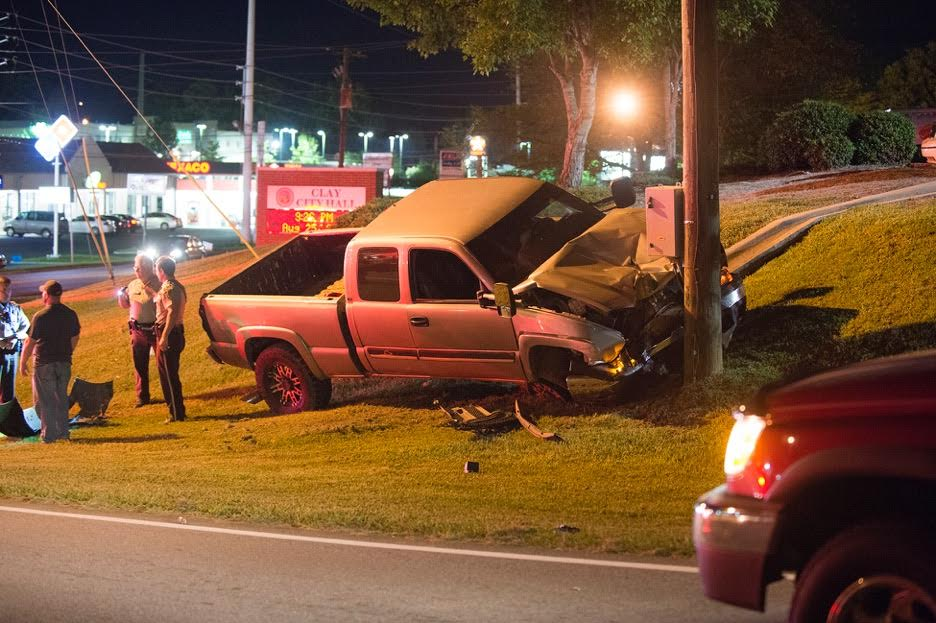 Naked man led police on high-speed chase before deadly