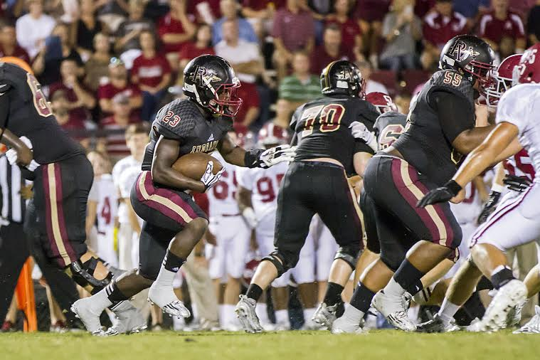 Gardendale rides dominant rushing attack to win over Pinson Valley
