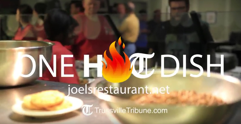 One Hot Dish: Joel's Grits and Greens