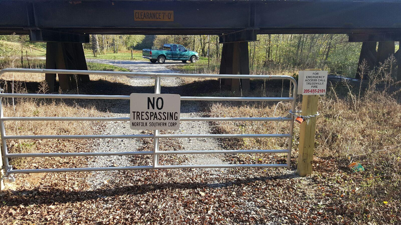 Train strands Trussville Springs residents, again