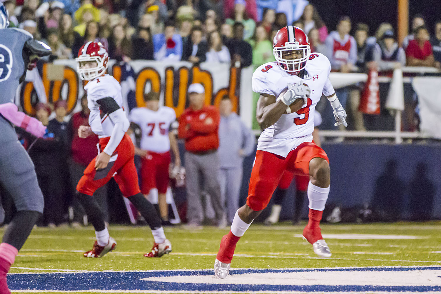 Hewitt-Trussville's Noah Igbinoghene invited to 'virtually' attend 2020 NFL Draft