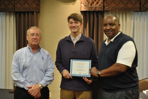 Rotary rewards November Student of the Month