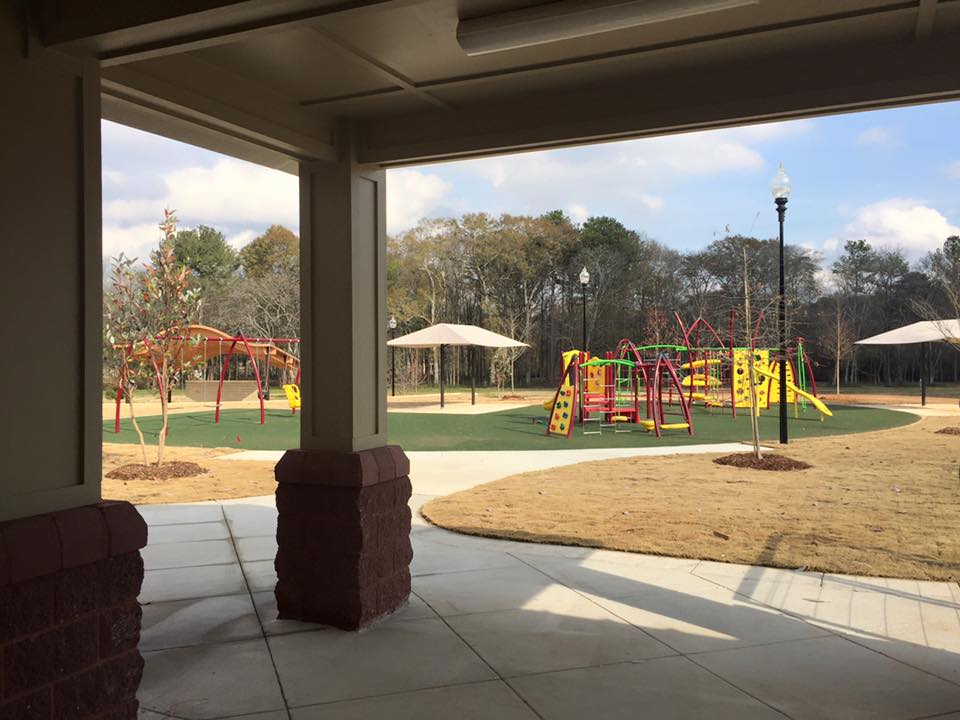 Pinson continues to make improvements to parks