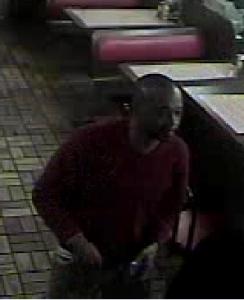 Gardendale police are seeking this man's identity.  Photo via Crimestopper of Metro  Alabama