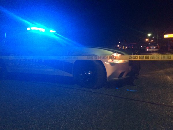 Officer involved shooting in St. Clair County