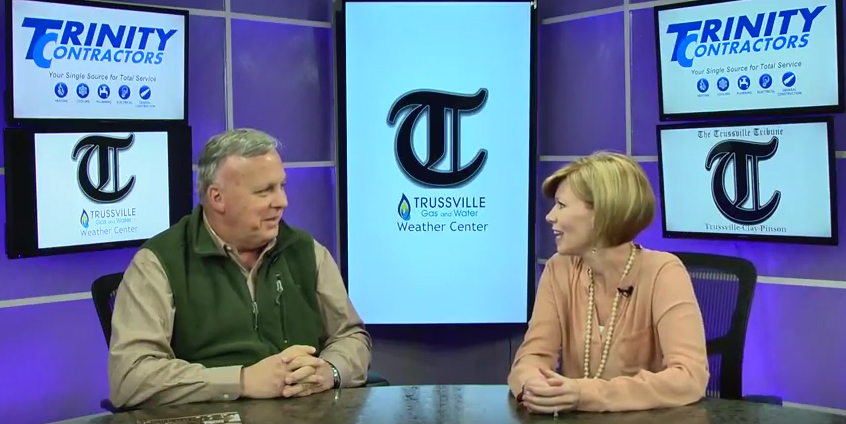 VIDEO: Meet Trussville mayoral candidate Buddy Choat