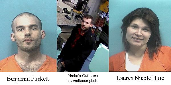 2 from Trussville charged in gun theft