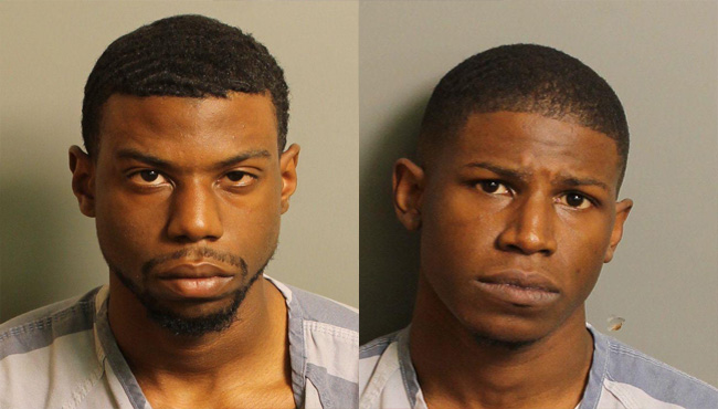 Brothers arrested for trafficking heroin and drug possession