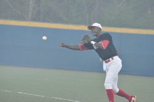 Tyler Tolbert scored the game-winning run for Hewitt-Trussville on Tuesday night. Photo by Kyle Parmley