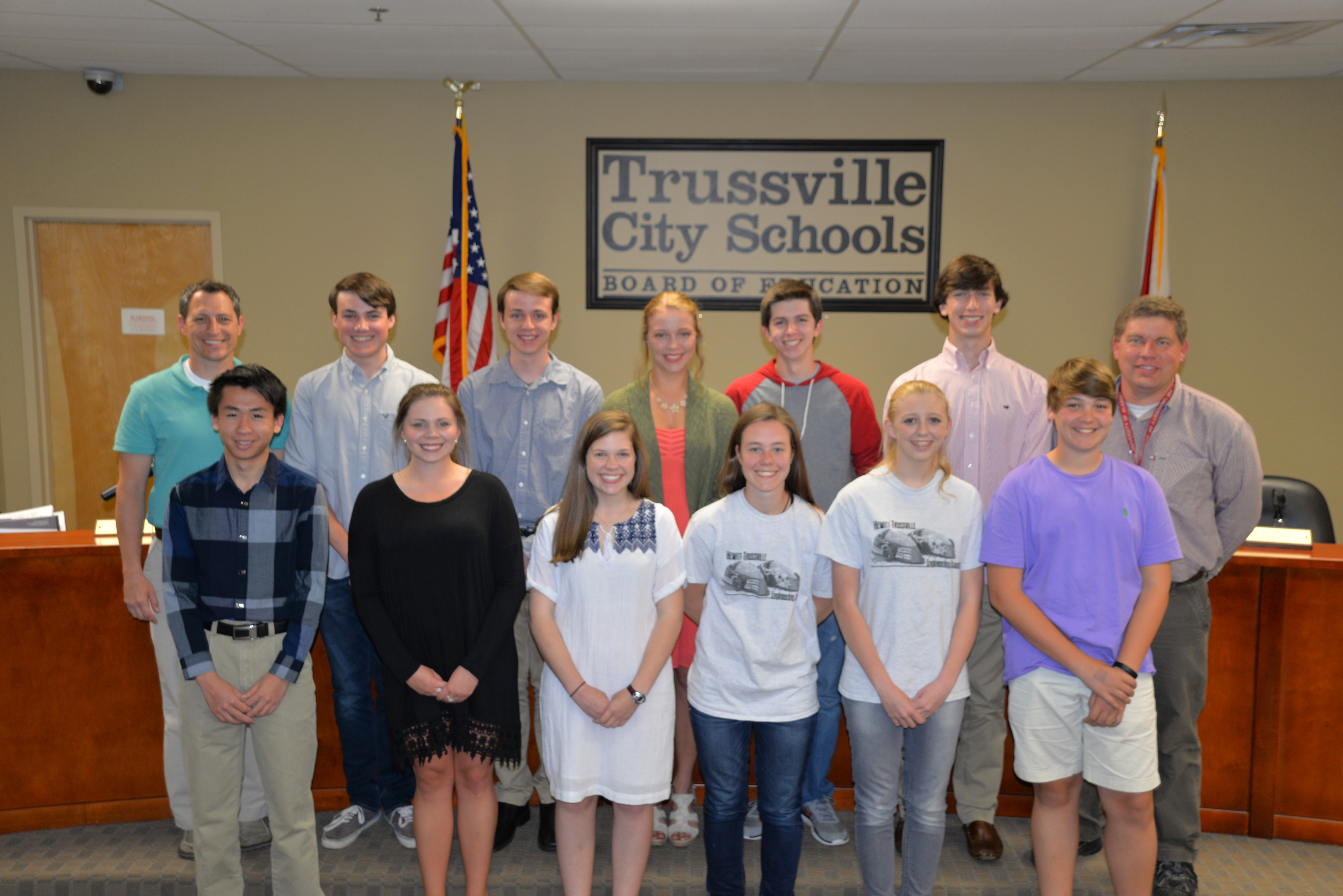 Engineering Academy students receive top honors in state-wide competition