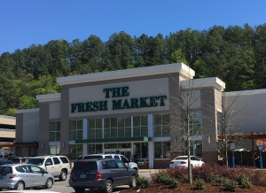 The Trussville Fresh Market will be their third location in Birmingham, with others on Highway 280 and this store, located at Brookwood Village. (Photo by Dale Jones)