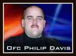 A motorcycle ride benefitting the Philip Mahan Davis Foundation will roll through Shelby and Jefferson County on Saturday, April 2. (Photo courtesy officerphilipdavis.com)