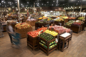 The Fresh Market offers a large produce department with over 400 items, more than 200 varieties of imported and domestic cheeses, as well as a wide variety of ready-to-serve items. (Photo submitted by Carly Dennis)