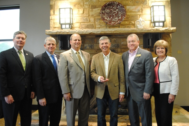 UAB baseball coach speaks at Trussville Chamber luncheon