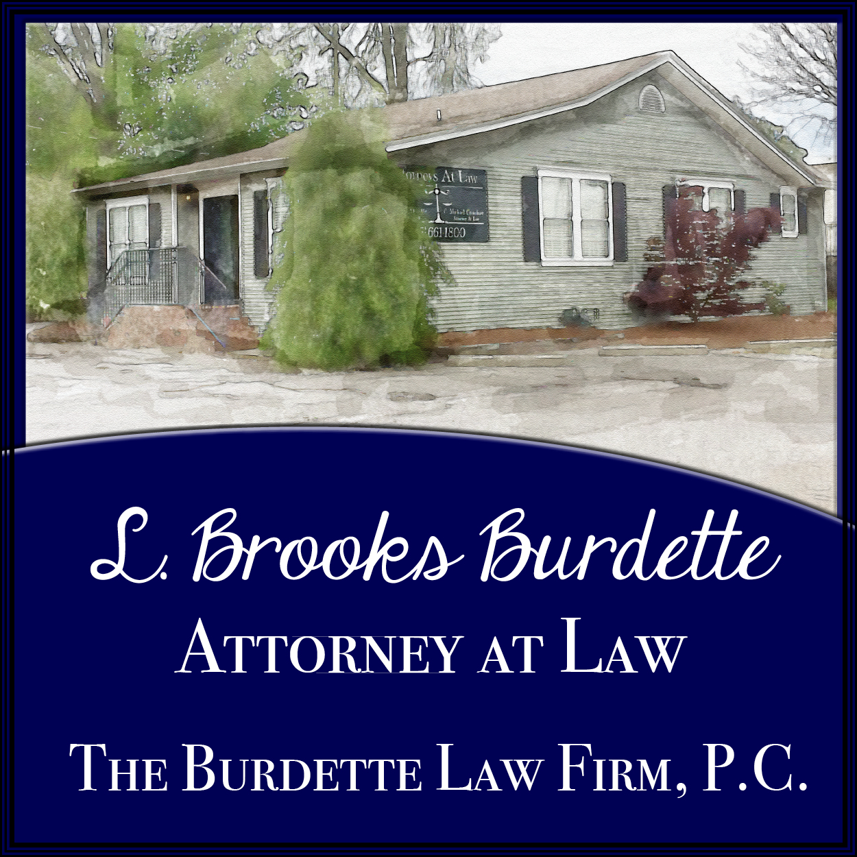 Brooks Burdette – Not your Typical Attorney