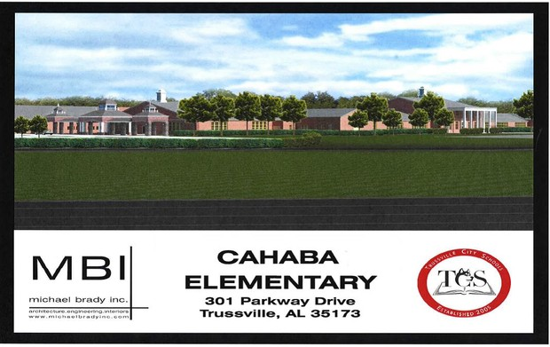 Cahaba Elementary ribbon cutting to follow upcoming BOE budget hearing