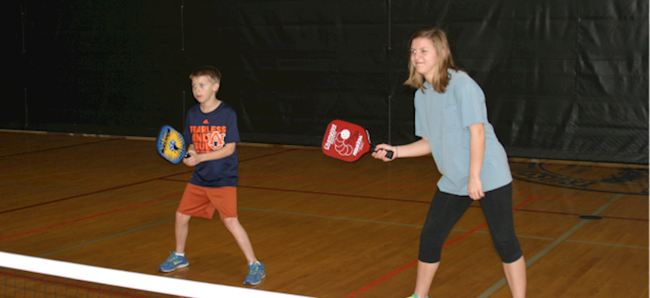 CrossPoint Church hosts Pickleball demonstration and clinic