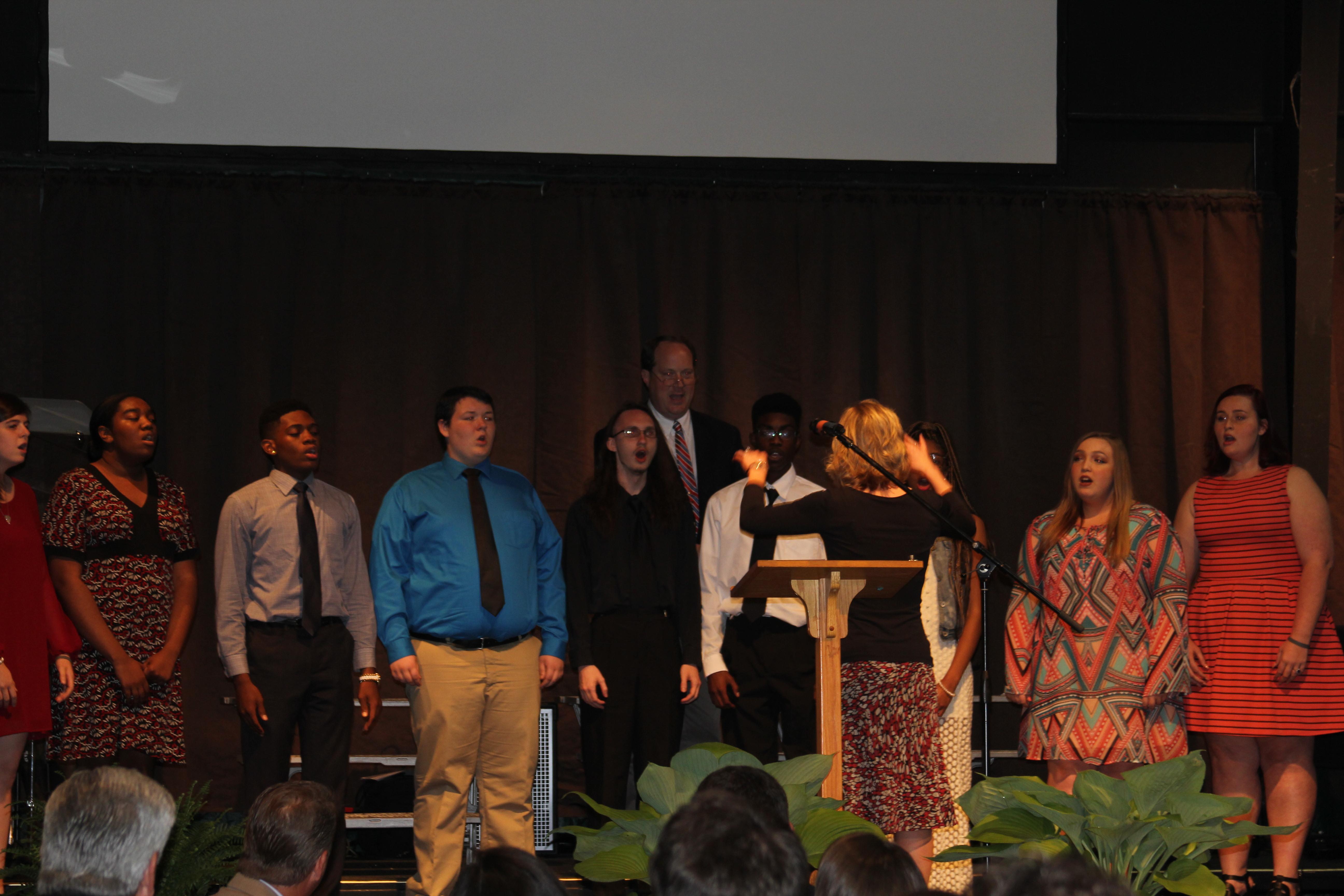Pinson Education Foundation Banquet recognizes students, teachers, personnel