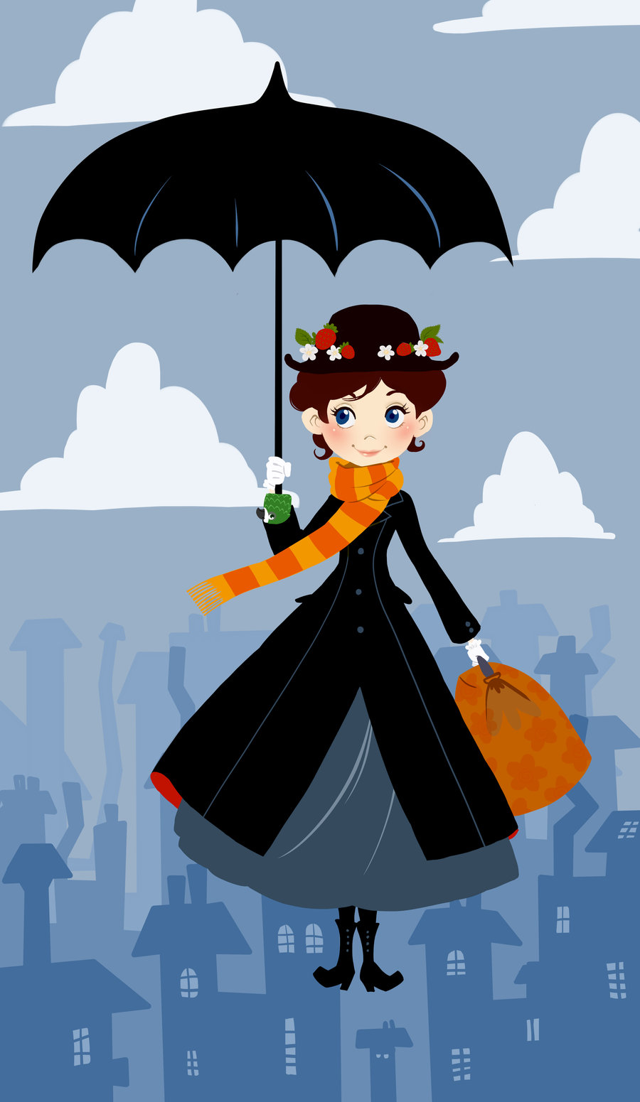 Springville Community Theater to hold Mary Poppins Auditions