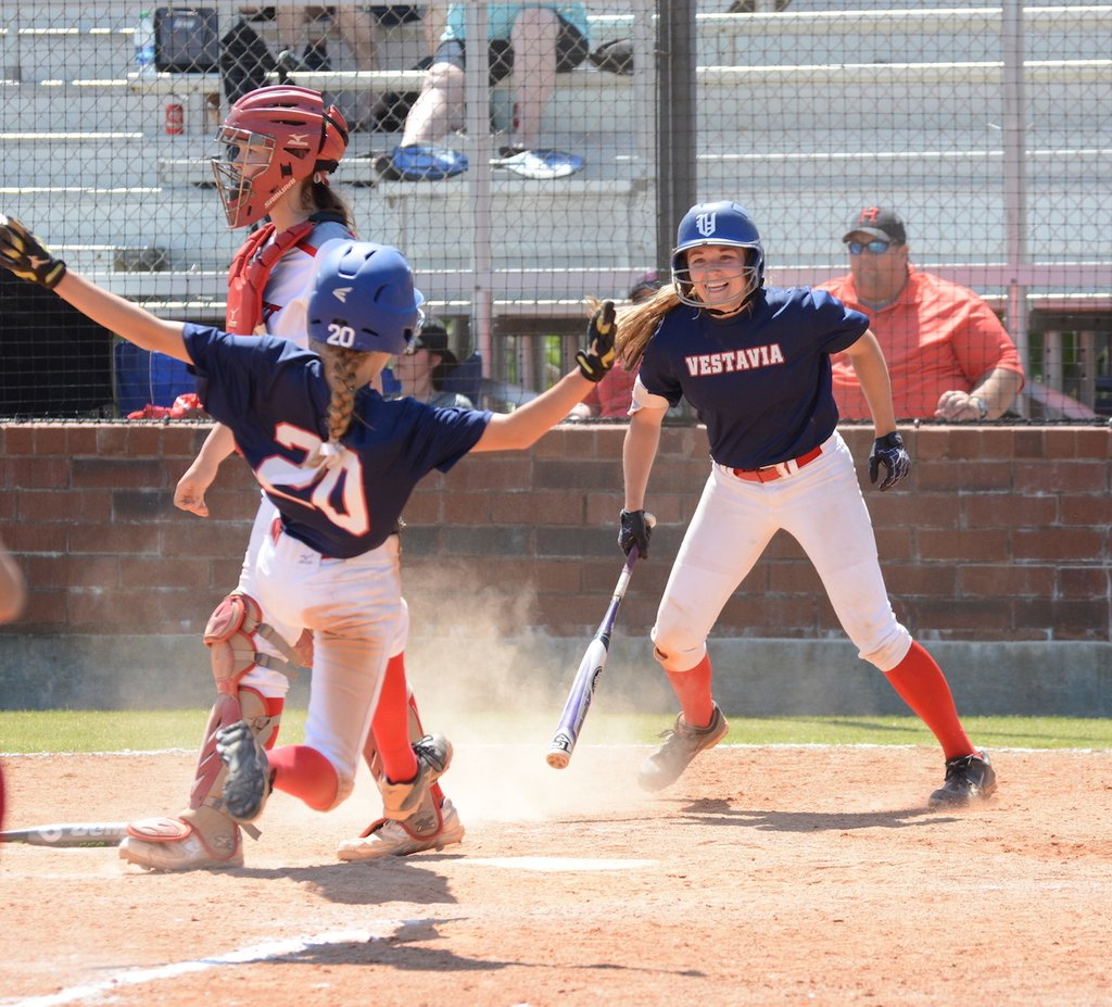 Lady Huskies eliminated from softball playoffs