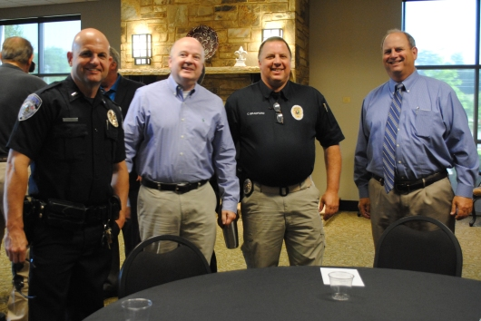 More than 100 turn out to 2nd annual First Responders Breakfast