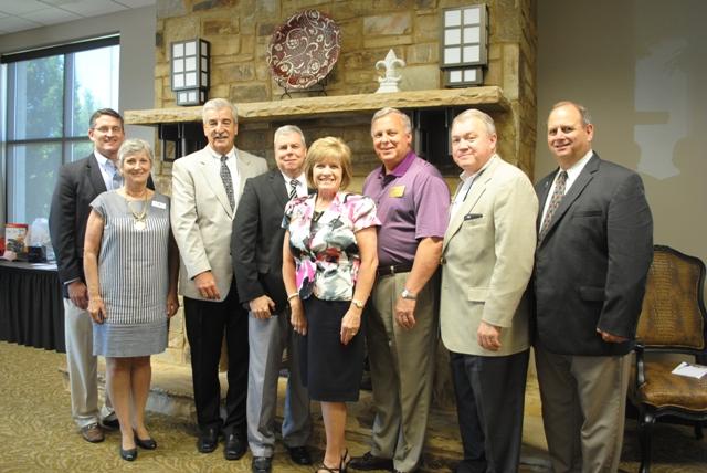 ALDOT's Taylor updates chamber membership on area roads