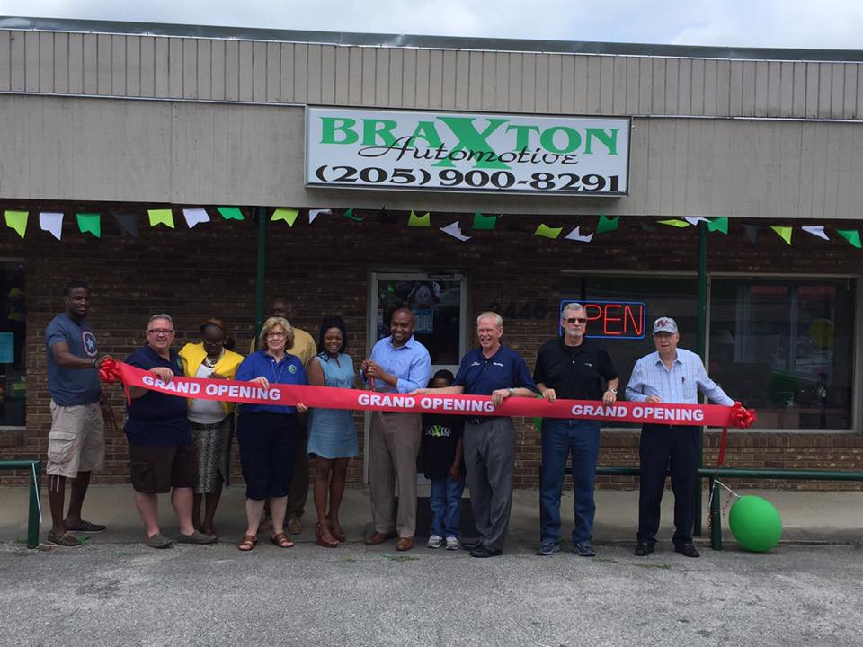 Braxton Automotive celebrates grand opening in Clay