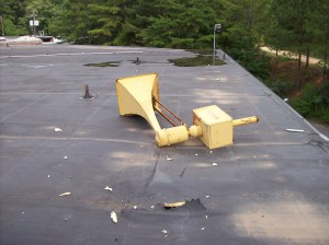 Chalkville Elementary School Tornado Siren
