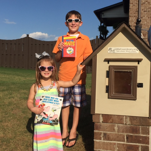 Trussville gets Little Free Library in Longmeadow subdivision