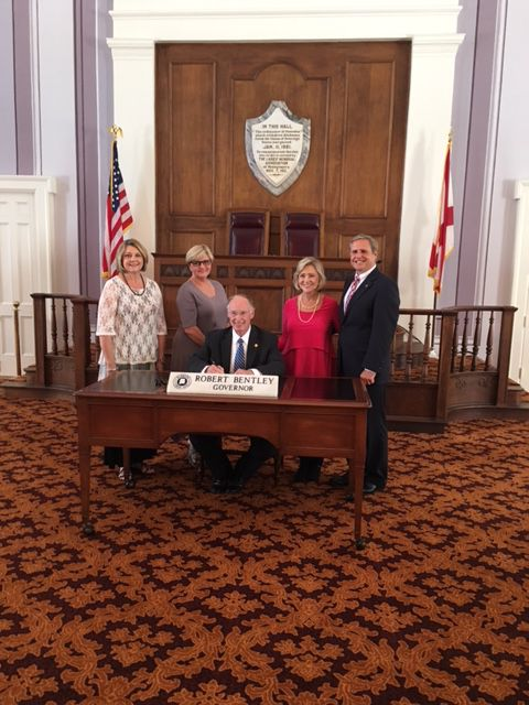 Ricky Morgan Act signed into law on Tuesday
