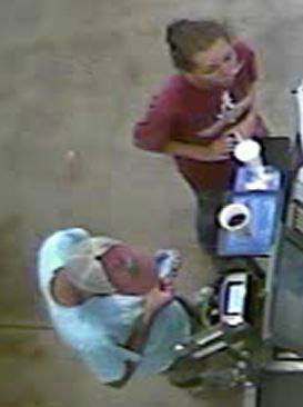 Two wanted for use of stolen credit card in Center Point