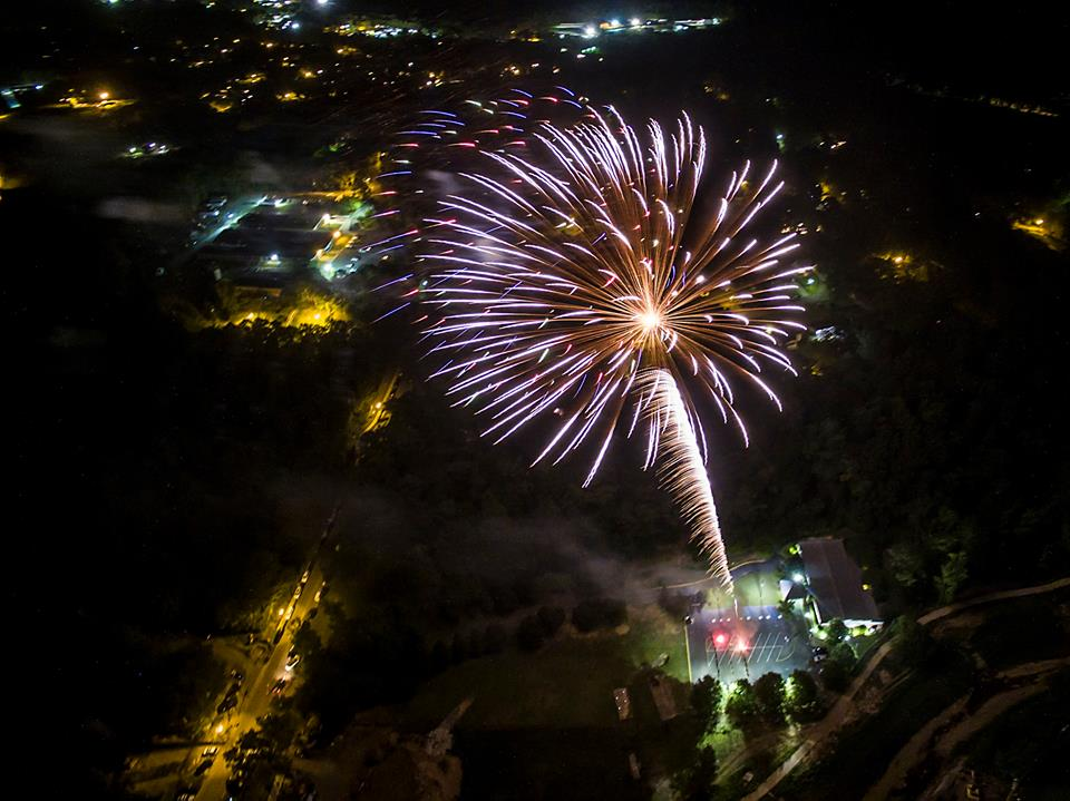 VIDEO: Miss the 4th of July fireworks? Here you go