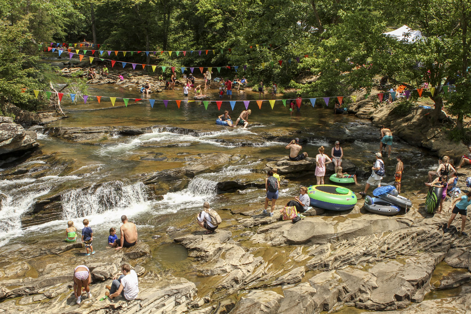 Darter Dash to raise funds for educational programs at TCNP
