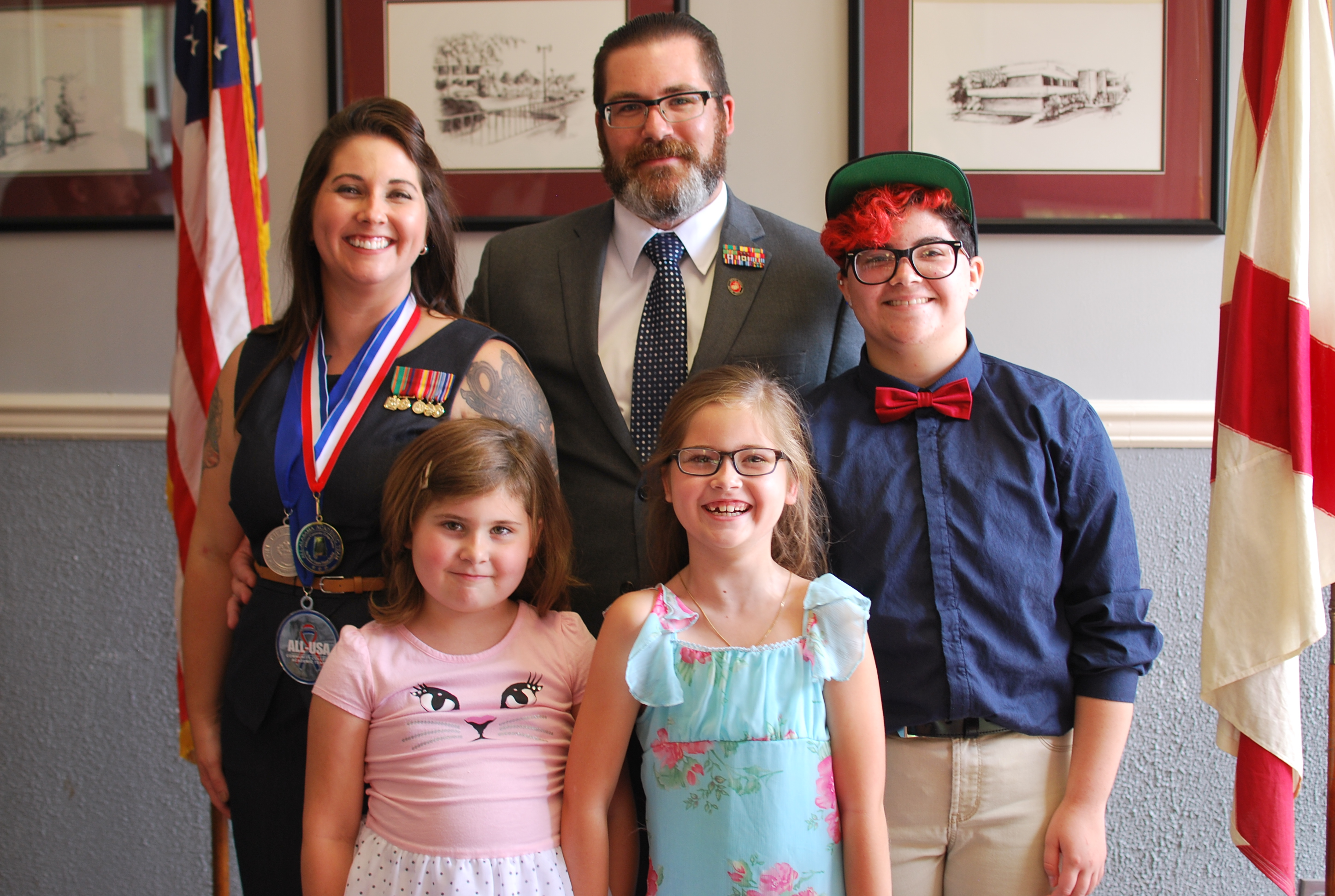 Trussville resident receives prestigious honor at Jefferson State