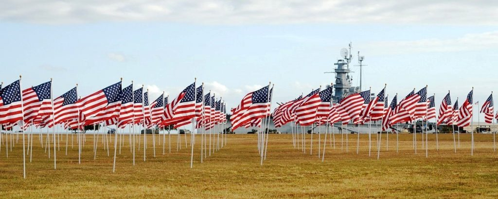 Alabama ranked 8th most patriotic state in the nation – The