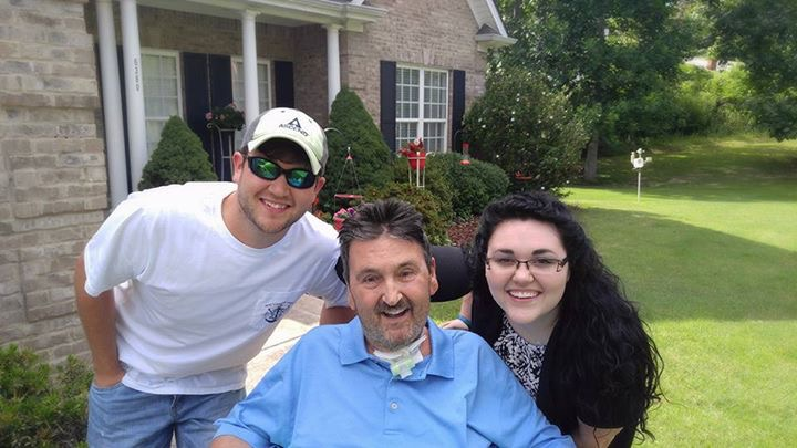 Trussville man with Locked In Syndrome passes away