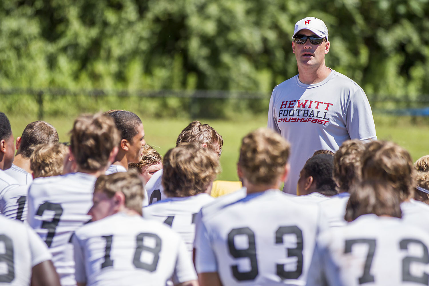 Pool schedule set for Huskies, Cougars at 7on7 championship at Hoover