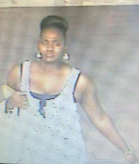 Woman wanted for fraudulent use of a credit card