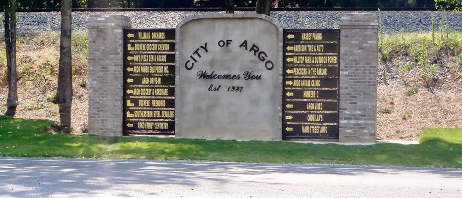 Argo Council discusses paving project around city hall