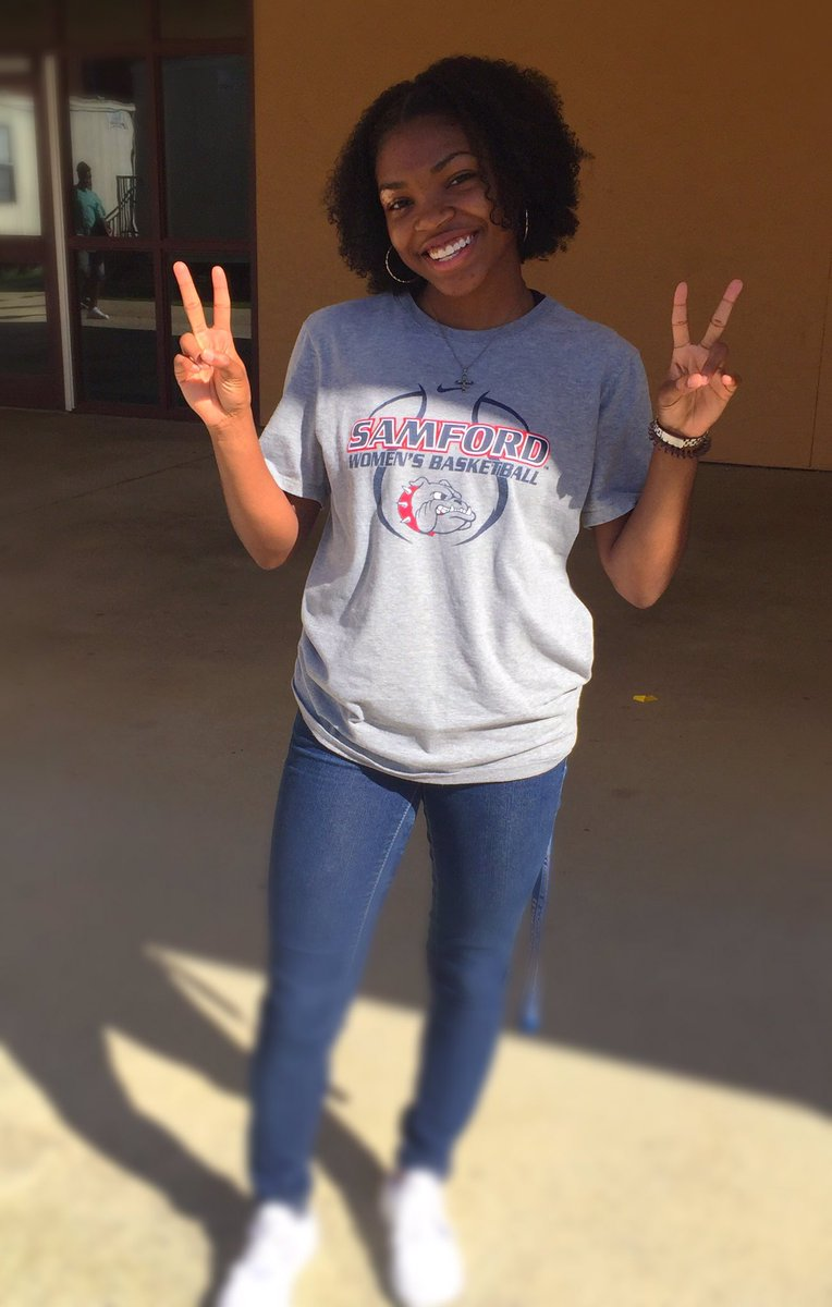 Lady Cougars' Omar commits to Samford