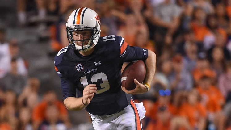 White takes command, leads Auburn to easy win
