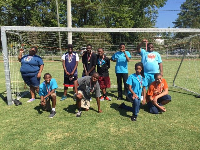 CCHS soccer team wins Special Olympic championship