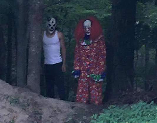 State: Gadsden police investigating burglary, suspect wore clown attire, makeup