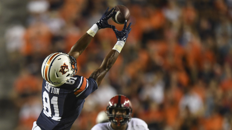 Auburn receivers are ready for LSU