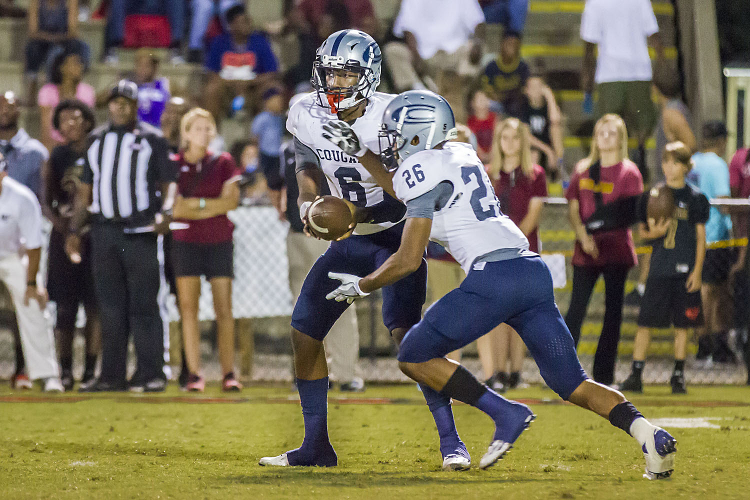 Cougars lick wounds, look to regroup against Center Point