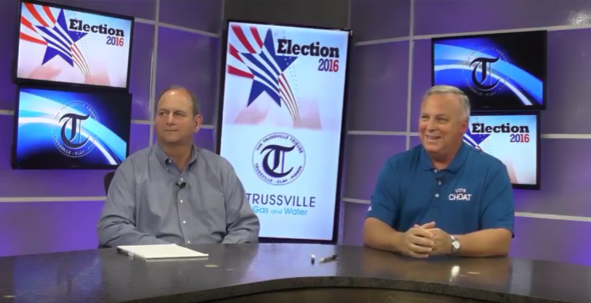 Did you miss the Trussville mayor's forum? Check it out here.